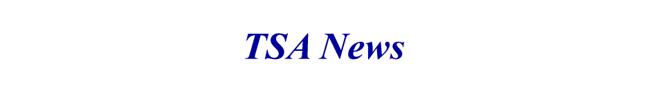 TSA News